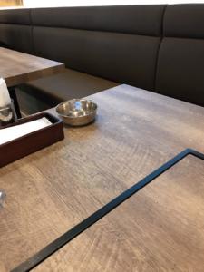 うしすけテーブル