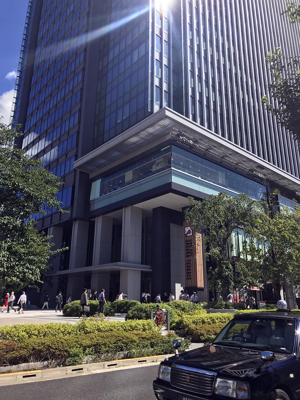 飯田橋駅前ビル