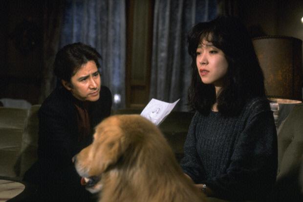 小石川ちなみの犬