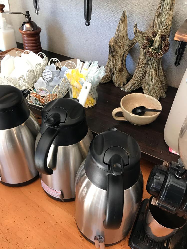 コーヒーバー ポッド