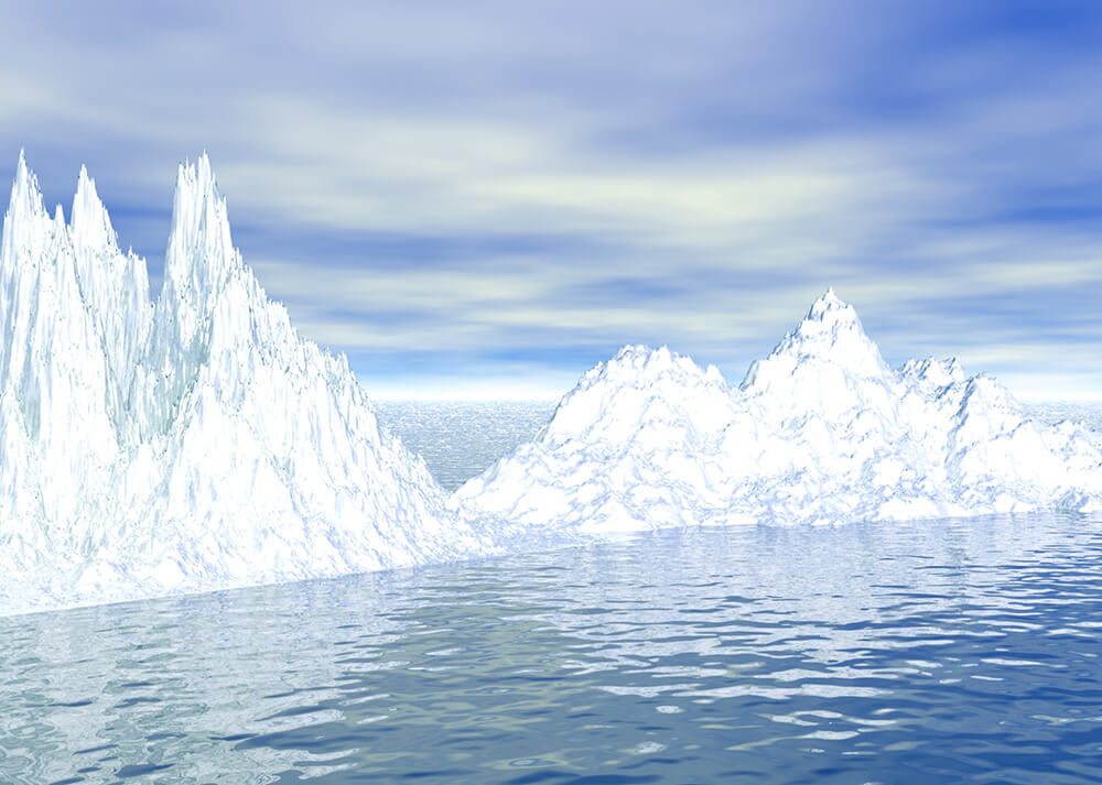 南極のイメージ