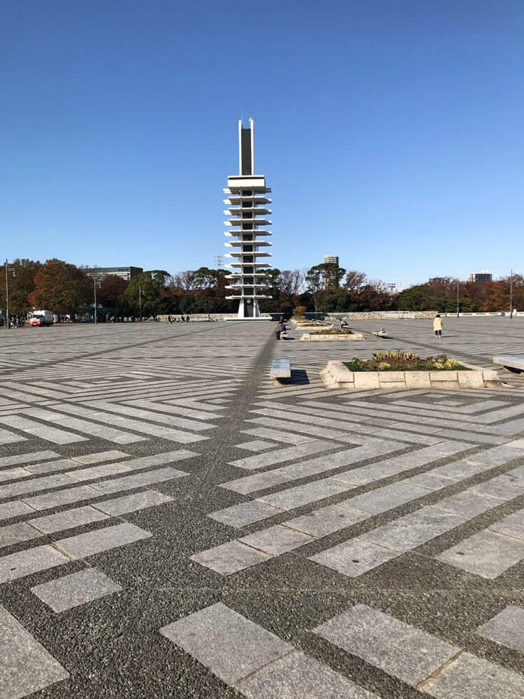駒沢公園 シンボル