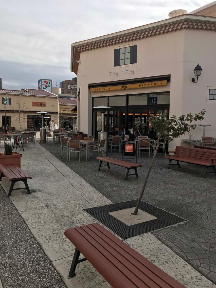 ピザ店 ピッツァリア1830