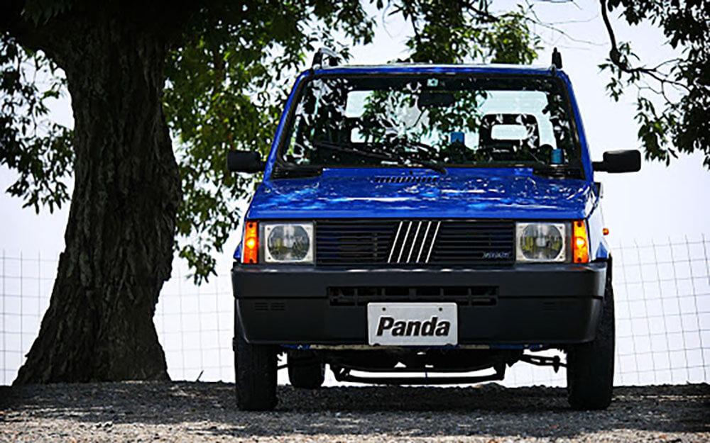 初代パンダ