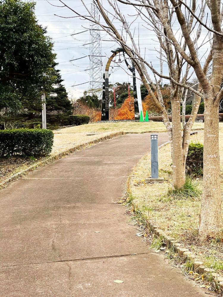 県木の広場